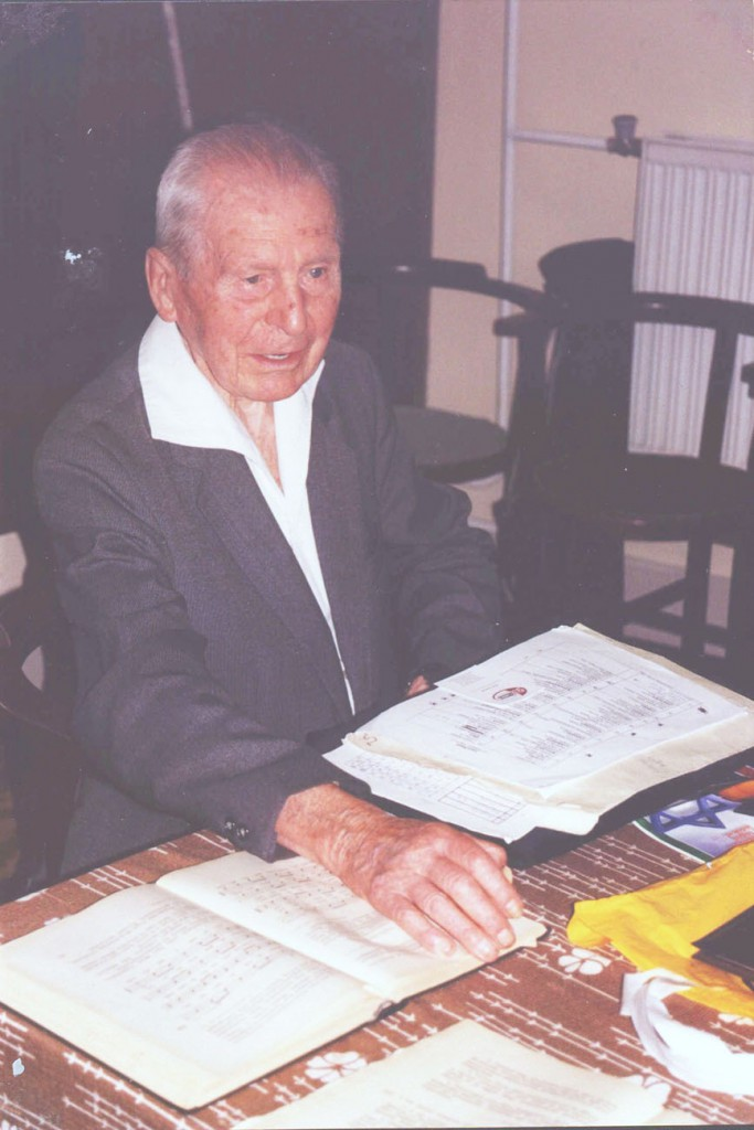 Dobos Károly, missziónk alapítója (1902-2004)